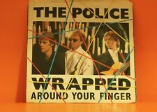 """The Police - Wrapped Around Your Finger / Tea in The Sahara - PS - 7"""" single 45"""