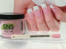 SNS FRENCH PINK & WHITE NAIL DIPPING POWDERS: Bulk Lot Wholesale Australia