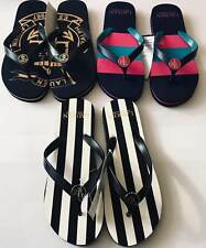 BNWT WOMENS/LADIES RALPH LAUREN LUXURY FLIP FLOPS/SANDALS/SLIPPERS/BEACH WEAR
