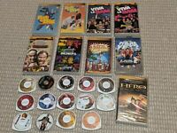 *LOT OF 23 PSP UMD MOVIES* Sony Playstation Portable Video Movie Collection!