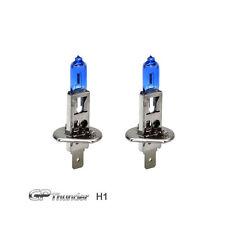 GP THUNDER V2 2500K 3500K 4500K 7500K 8500K YELLOW WHITE BLUE HALOGEN BULBS PAIR