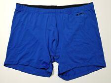 2(X)ist Tech Micro Mesh Boxer Brief - Blue - XL