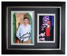 More details for daniel o'donnell signed 10x8 framed autograph photo display ireland music coa