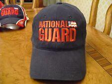 NASCAR Dale Jr. National Guard  #88 V41 Headwear hat  100-220