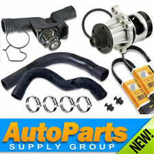 BMW E36/M44 Cooling Kit - Water Pump, Thermostat, Radiator Hoses, Belts, Gaskets