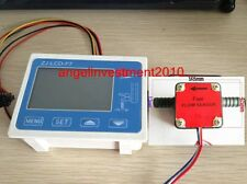 NEW Boat Marine Fuel Oil Flow meter with 13mm diesel gasoline Gear flow sensor