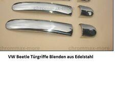 Chrom Türgriffe Blenden VW Beetle Bj  ab 03.2012 > EDELSTAHL