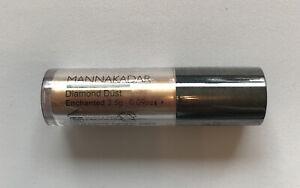 MANNA KADAR - Diamond Dust Roller Eye Shadow In ENCHANTED - 2.5g Full Size - NEW