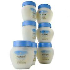 Lot of 7 Pond's Dry Skin Cream 3.9 oz Hydrating Hypoallergenic