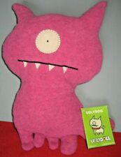 UGLYDOLL Rare ORIGINAL 2004 Uglydog - New w/ Tags - Discontinued Pink style