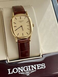 Longines Vintage  Oro 750/1000