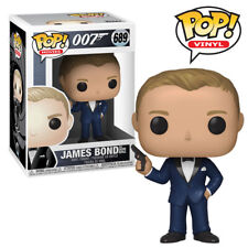 James Bond Daniel Craig Funko Pop Vinyl Figure 007 Casino Royale Collectables