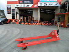 Extra Long Pallet Jack, Long Pallet Jacks from $540+Gst (1.4m) Great Value !!