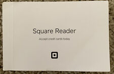 Square Magstripe Card reader With 3.5mm Headphone Jack