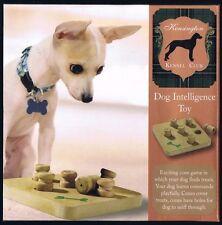 Kensington kennel club dog intelligence toy Free USA Shipping!