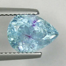 3.69 ct  ULTRA RARE* GENUINE COPPER_ AQU BLUE NATURAL PARAIBA TOURMALINE*3147 P5