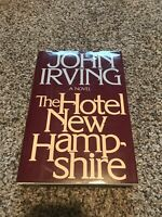 The Hotel New Hampshire by John Irving 1981 Hardcover