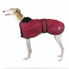 Ginger Ted Shower Greyhound Coat Cherry Red 20''/51cm