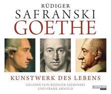 Goethe. Kunstwerk des Lebens von Rüdiger Safranski (2013)