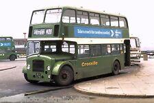Crosville 614LFM Liverpool 27/09/74 Bus Photo