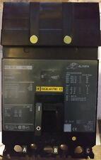 Square D I-Line Powerpact Fh36080 80 Amp 3 Pole Circuit Breaker