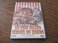 dvd le plus grand cirque du monde un film de henry hathaway avec john wayne