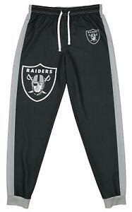 FOCO NFL Women's Oakland Raiders Polyfleece Jogger Pant