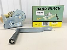 New Hand Winch - 600lbs - Fast Shipping!