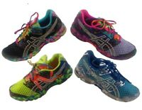Asics Gel Noosa Tri 8 Lot of 4 Pairs Womens Running Shoes Rainbow Size 9