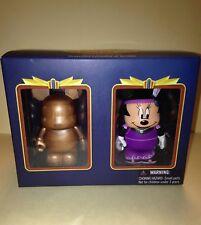 Disney Fantasy Vinylmation~Cruise Line~Minnie Mouse Figurines (3 piece) New