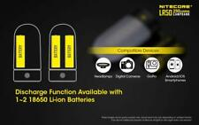 Nitecore LR50 3-in-1 Rechargeable High CRI Camping Lantern and Power Bank- NEW