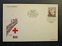 Germany DDR SC# 177 on 1953 FDC / Unaddressed / Cacheted - Z4524
