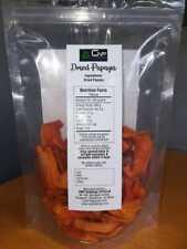 Dried Papaya Strips 2-4 cm, Grade A, Best Taste- FOB Colombo 13.34 USD per KG