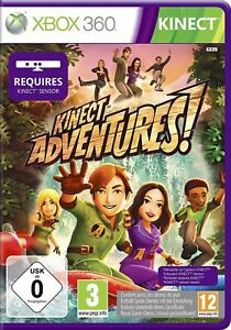 Kinect Adventures (Xbox 360) - IMMACULATE - Super SPEEDY & QUICK Delivery Free
