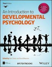 An Introduction to Developmental Psychology by John Wiley & Sons Inc...