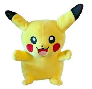 Pikachu Pokemon Talking Light Up Plush Toy By TOMY
