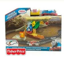 Thomas Friends pista Master Daring Derail & conjunto Builder Playset Thomas The Tank
