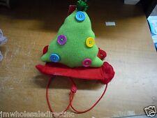 New ! Dog Toy Christmas Holiday Time Christmas Tree Headbank for your Dog