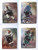 1998-99 BaP Signature Be a Player #150 Pivonka Michal  autograph  capitals