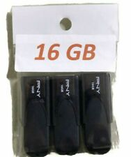 PNY 16gb Flash Drive Pack of 3