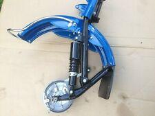 Leading link fork assembly URAL Tourist motorcycle