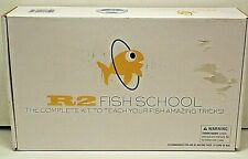 New listing R2 Fish School the Complete Kit to Teach Your Fish Amazing Tricks fast shipping