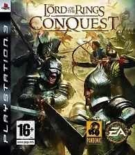 El Señor De Los Anillos: conquista-Playstation 3 (PS3) - UK/PAL