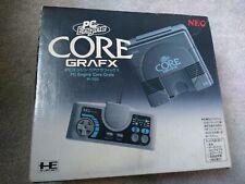 NEC PC Engine Core Grafx [NTSC-J] Requires stepdown power convertor