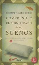 Comprender el significado de los suenos (Spanish Edition)-ExLibrary