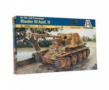 Italeri 7060 1/72 Scale Tank Model Kit WWII German Sd.Kfz.138 Marder III Ausf.H