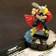 THOR - 025 - RARE Figure Heroclix Avengers Infinity Set #25