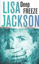 Deep Freeze by Lisa Jackson (Paperback) Book, New