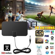 980Mile Range Antenna TV Digital HD Skywire 4K Antena Digital Indoor HDTV 1080p