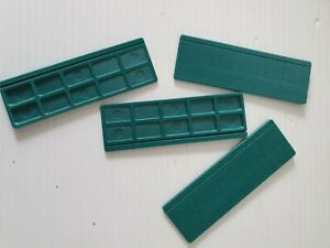1500 GLAZING WEDGES  3MM TO 2MM